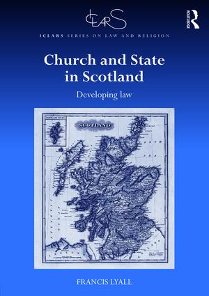 Church and State in Scotland: Developing law book cover