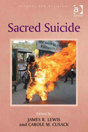 Death by Whose Hand? Falun Gong and Suicide                            1