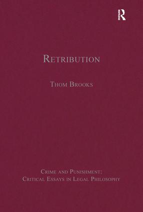 Retribution: 1st Edition (Hardback) book cover