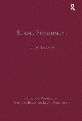 Shame Punishment