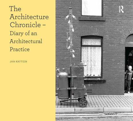 The Architecture Chronicle: Diary of an Architectural Practice book cover