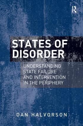 States of Disorder