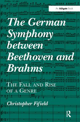 The German Symphony between Beethoven and Brahms