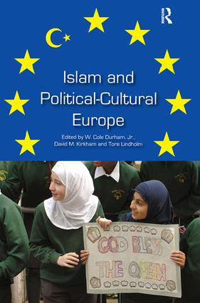 Islam and Political-Cultural Europe (Hardback) book cover