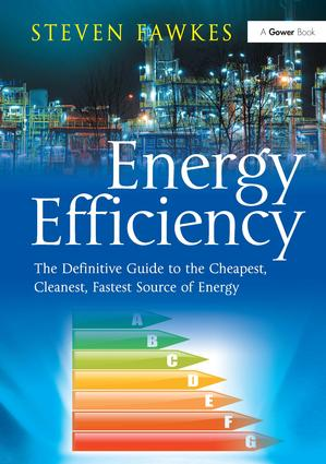 Energy Efficiency: The Definitive Guide to the Cheapest, Cleanest, Fastest Source of Energy, 1st Edition (Hardback) book cover