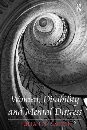Women, Disability and Mental Distress: 1st Edition (Hardback) book cover