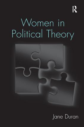 Women in Political Theory (Hardback) book cover