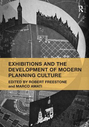 Exhibitions and the Development of Modern Planning Culture (Hardback) book cover