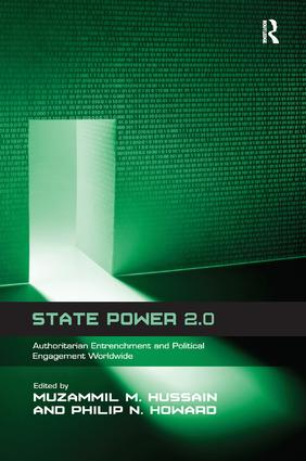 State Power 2.0: Authoritarian Entrenchment and Political Engagement Worldwide, 1st Edition (Hardback) book cover