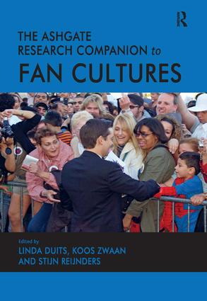 The Ashgate Research Companion to Fan Cultures (Hardback) book cover