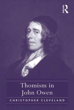 Thomism in John Owen: 1st Edition (Paperback) book cover