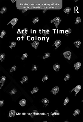 Art in the Time of Colony (Hardback) book cover