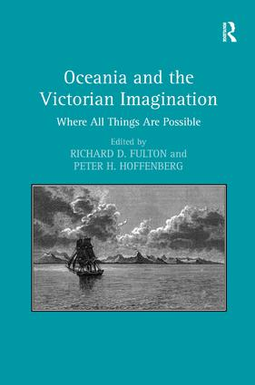 Oceania and the Victorian Imagination: Where All Things Are Possible book cover