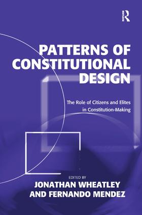 Outcomes of Constitution-Making: Democratization and Conflict Resolution