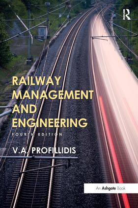 Railway Management and Engineering: Fourth Edition, 1st Edition (Hardback) book cover