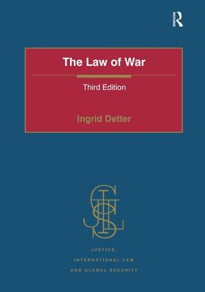 The Law of War