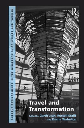 Travel and Transformation book cover