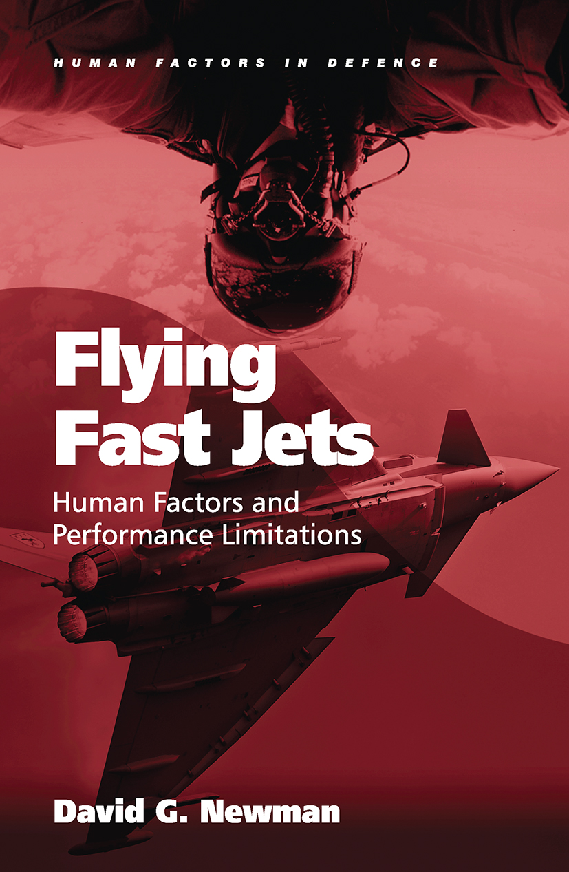 Flying Fast Jets: Human Factors and Performance Limitations book cover