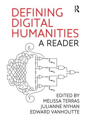 What Is Digital Humanities and What's It Doing in English Departments?