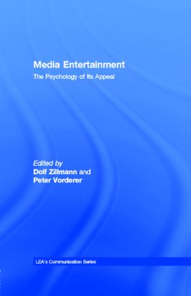 Media Entertainment: The Psychology of Its Appeal (e-Book) book cover