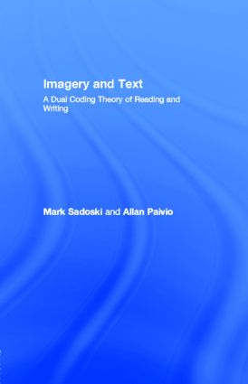 Imagery and Text: A Dual Coding Theory of Reading and Writing (e-Book) book cover