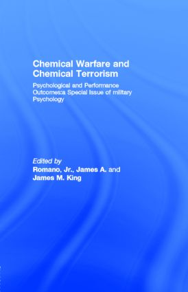 Chemical Warfare and Chemical Terrorism