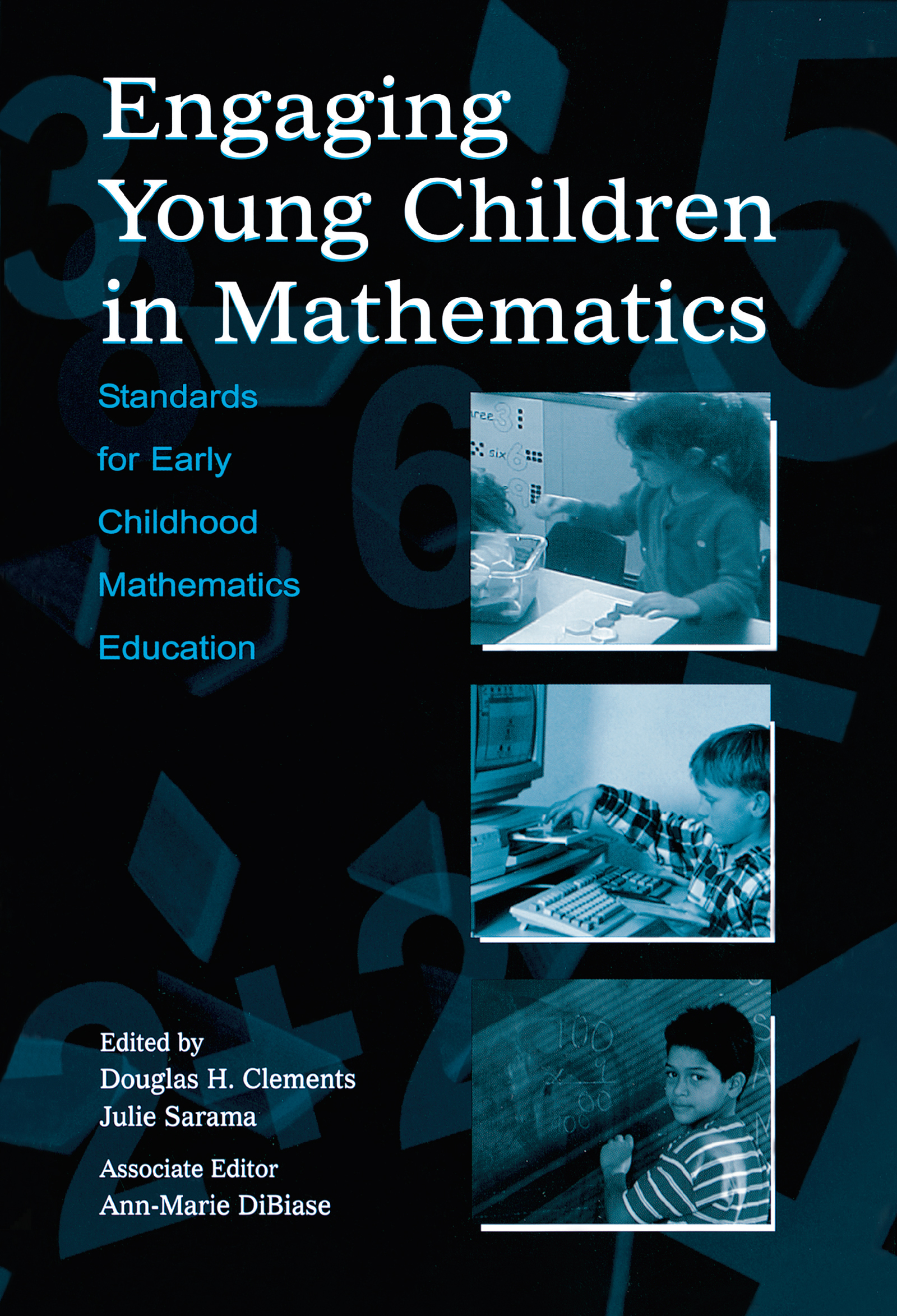 Engaging Young Children in Mathematics: Standards for Early Childhood Mathematics Education, 1st Edition (e-Book) book cover