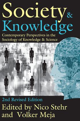 Toward a Sociology of Cognition