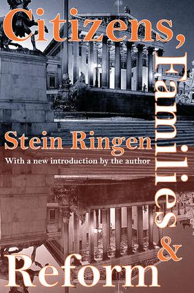 Citizens, Families, and Reform: 1st Edition (Paperback) book cover