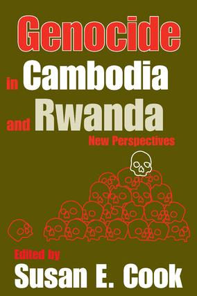 Genocide in Cambodia and Rwanda: New Perspectives, 1st Edition (Paperback) book cover