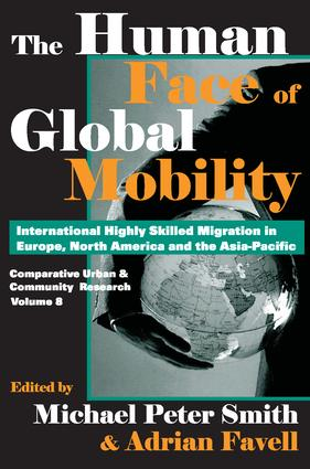 The Human Face of Global Mobility: 1st Edition (Paperback) book cover