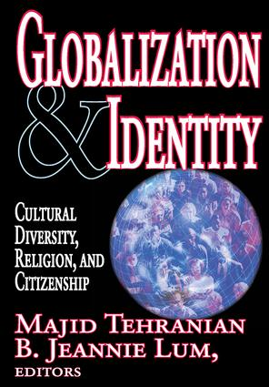 Globalization and Identity: Cultural Diversity, Religion, and Citizenship book cover