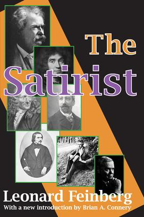 The Satirist: 1st Edition (Paperback) book cover