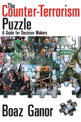 The Counter-terrorism Puzzle: A Guide for Decision Makers, 1st Edition (Paperback) book cover
