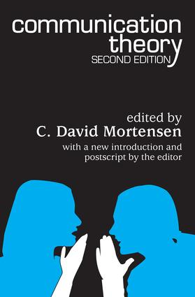 Communication Theory: 2nd Edition (Paperback) book cover