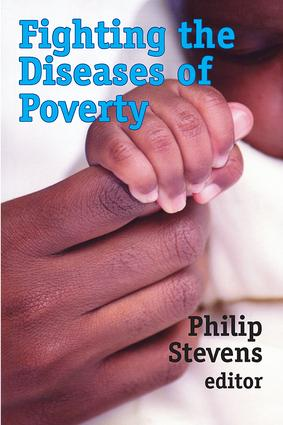 Fighting the Diseases of Poverty: 1st Edition (Paperback) book cover