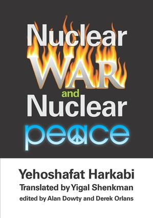 Nuclear War and Nuclear Peace: 1st Edition (Paperback) book cover