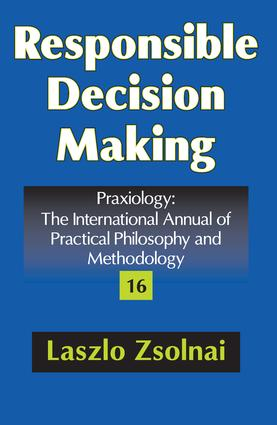 Responsible Decision Making book cover