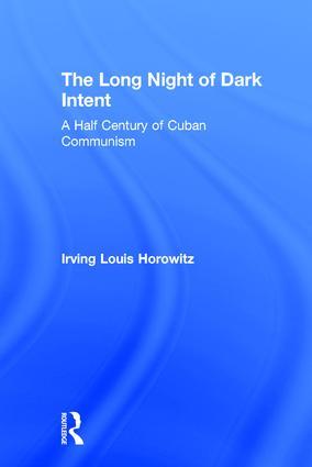 The Long Night of Dark Intent