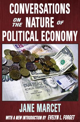 Conversations on the Nature of Political Economy: 1st Edition (Paperback) book cover