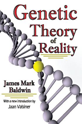 Genetic Theory of Reality: 1st Edition (Paperback) book cover