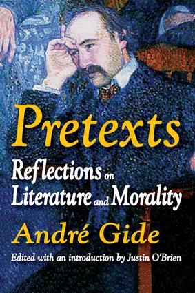 Pretexts: Reflections on Literature and Morality, 1st Edition (Paperback) book cover