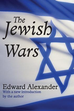 The Jewish Wars: 1st Edition (Paperback) book cover