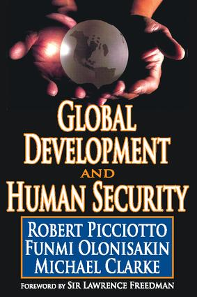 Global Development and Human Security: 1st Edition (e-Book) book cover