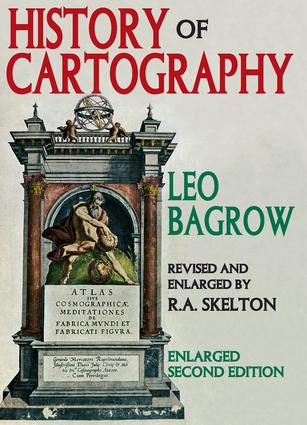 History of Cartography: 2nd Edition (Paperback) book cover