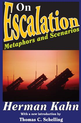 On Escalation: Metaphors and Scenarios, 1st Edition (Paperback) book cover