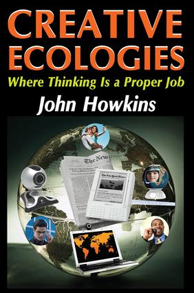 Creative Ecologies: Where Thinking Is a Proper Job, 1st Edition (Paperback) book cover