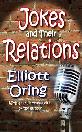 Jokes and Their Relations: 1st Edition (Paperback) book cover