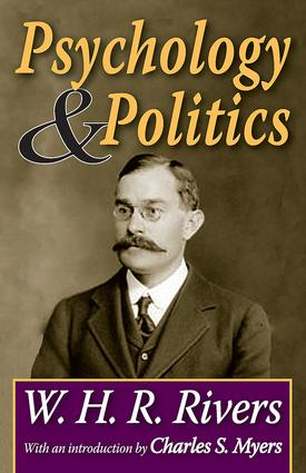 Psychology and Politics: 1st Edition (Paperback) book cover