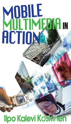 Mobile Multimedia in Action: 1st Edition (Paperback) book cover